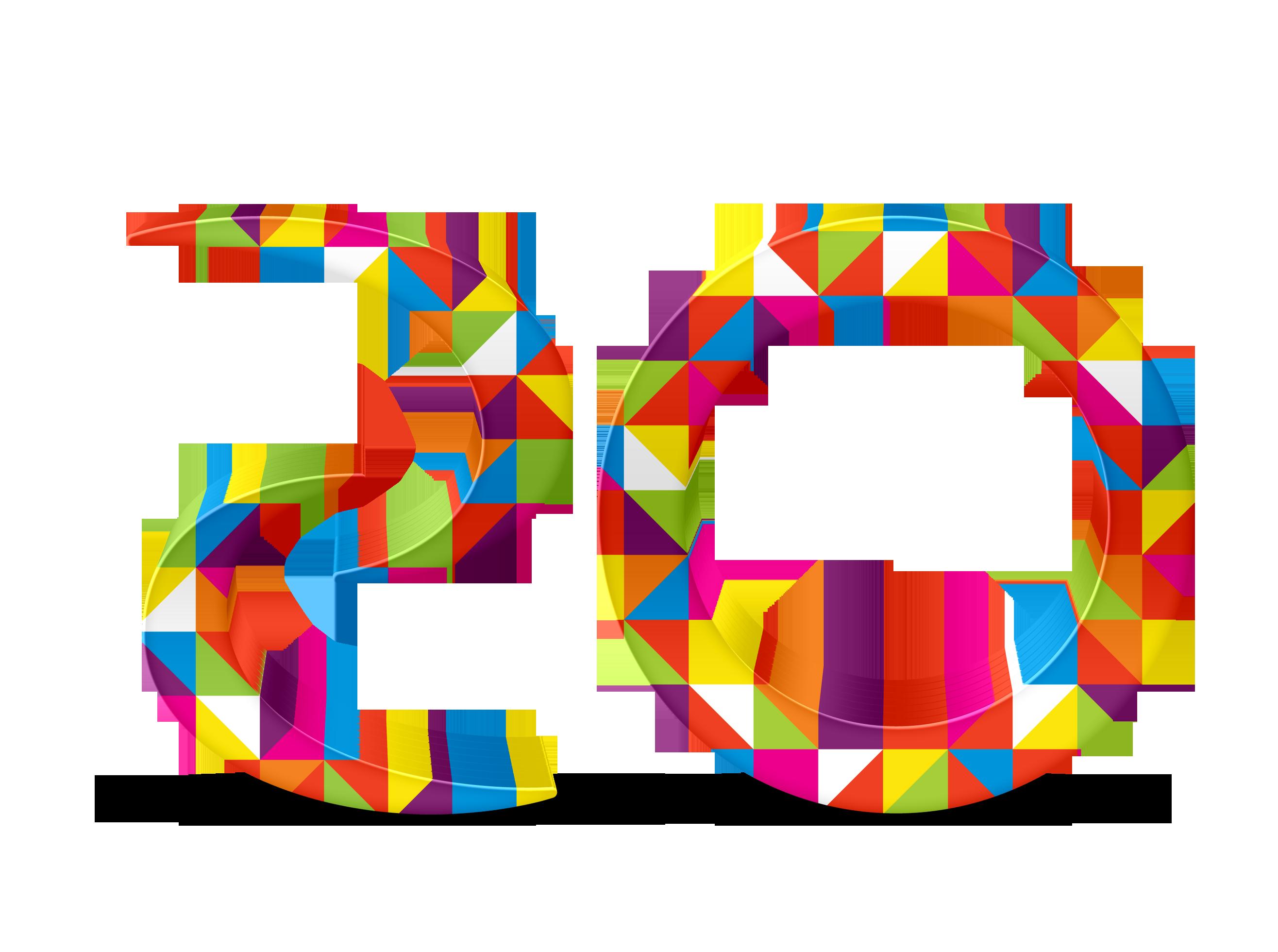 Marca comemorativa dos 20 anos da Sasse
