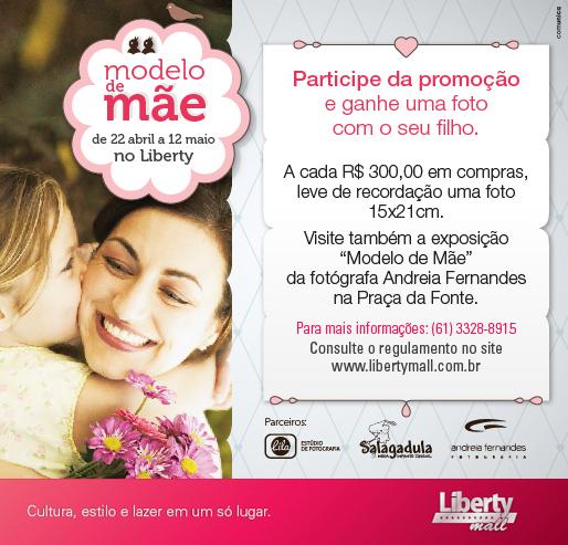 Campanha do Dia das Mães no Facebook