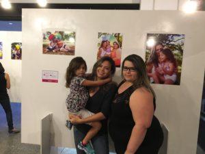 Abertura da exposição de Dia das Mães