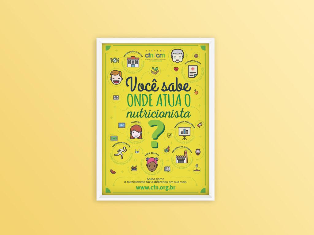 mockup-quadro-A3-poster-CFN-fundo-amarelo